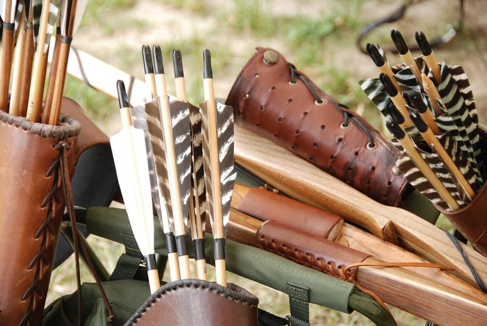 Arcs de chasse
